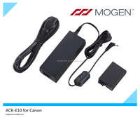 New Product Ack-E10 Digital Camera Ac Adapter For Canon,Best Quality Digital Camera Ack-E10 Ac Power Adapter,ACK-E10