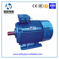 Y2-400~450(IP55) series three phase asynchronous fan motor for central air unit
