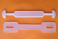 transparent plastic carton handle for carton box