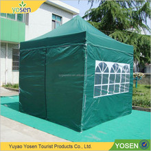 High quality outdoor 2.5x2.5m portable indoor folding gazebo
