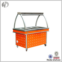 Lower Price Customized Bakery Food Cart Trailer For Sale