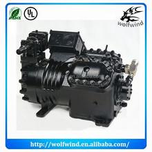 Ca0400 4hp copeland compresseur du réfrigérateur, copeland compresseur semi hermétique r22 380v, compresseur de vente bien connu