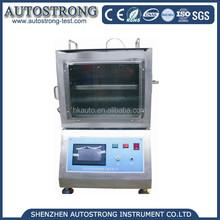flame machine FMVSS 302 DIN 75200