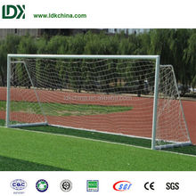 8' x 24' Good quality eleven-a-side aluminum soccer goal football goal post supplier