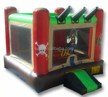 Inflatable Pirate Ship Jumper