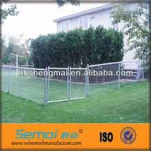 PVC Coated Outdoor Playground Fences Discount Chain Link Fence (manufacturer)