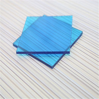 UV coating corrugated plastic roofing sheets/milky white polycarbonate sheet