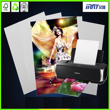 RC photo paper,glossy or silky,water-proof high glossy satin silky surface