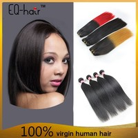 100% 5A Virgin Brazilian Hair Cheap Remy Human Hair Weave Extensions Unprocessed Human Hair