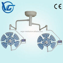 High quality high illumination led surgery light for operation