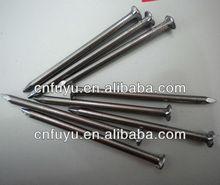 Fuyu Metal polished common nails steel nails