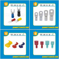 TO-JTK type cicular pre-insulated cable joints terminals