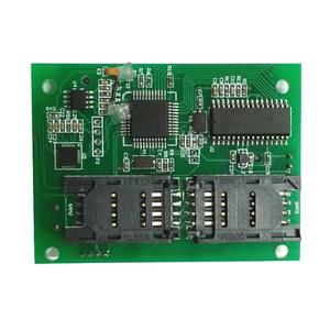 RFID lecteur NFC module avec 2 SAM slot sans contact carte CPU
