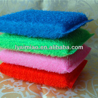 scouring sponge clean pot scrubber pot cleaner