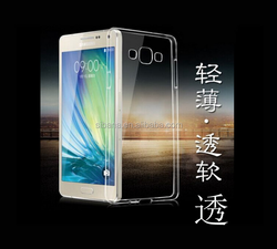 For Samsung Galaxy A8 tpu soft clear crystal protector case wholesale best price supplier sublimation case for Samsung A8