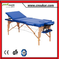 Nuga Best Wooden Spa Massage Table,Alibaba Express