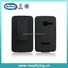cell phone Holster Combo hard plastic shell Cases For alcatel 3041