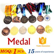Medalha de venda quente fabricantes com preço baixo