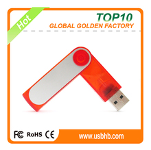 Custom popular products rotate USB pendrives 1-64GB