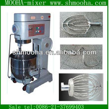 industrial cake mixers for bakery(different capacity 5~100L mixer supplied)