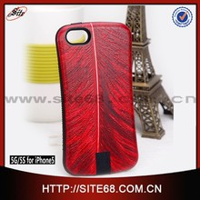 Leather tpu Mobile Phone Case For iPhone 5s, For iPhone 5gTPU Case, For iPhone 5s 5g Case TPU Leather