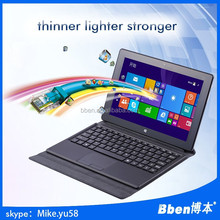 business type high speed intel Z3735D windows 8.0 1280*800 IPS screen 2G DDR3+64G SSD TABLE PC