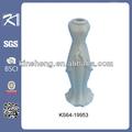 Chino& de cerámica jarrón de porcelana