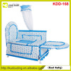 Manufacturer NEW Baby Crib with Mosquito net Inner Cradle Thick Mattress made of coconut Fibre Baby Crib Bed