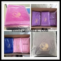 Wholesale terry cotton bright colored bath towel