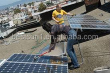 Manufacture 2KW whole house solar power system