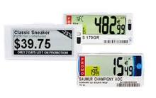 Cheap e-ink electronic shelf label price tag system for supermarket and chain stores