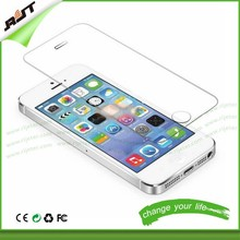0.3 mm ultra slim 2.5 D round edge full screen covered color tempered glass screen protector