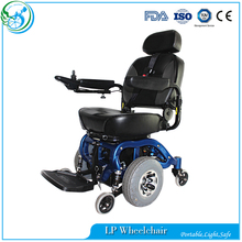 Luxury invacare travel power electric wheelchair