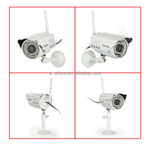 720P WIFI Outdoor Motion Night Vision DDNS Smartphone-View Waterproof Wireless P2P IP Camera