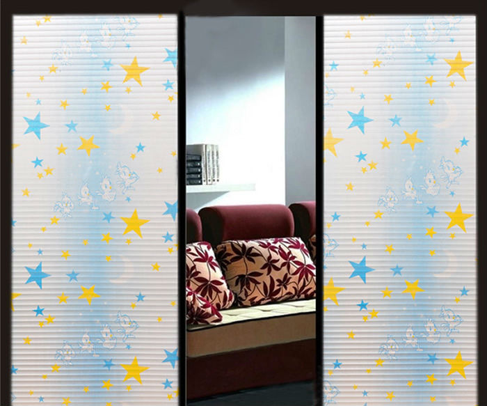 pentastar design glast r und fenster film schrubben morphologisch aufkleber wandsticker. Black Bedroom Furniture Sets. Home Design Ideas