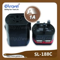 multi universal travel adapter for dvd player