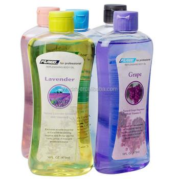 rose essence body massage oil with Vitamin-E