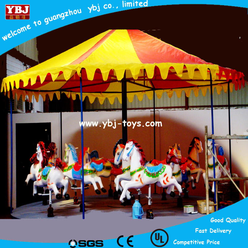Double Deck Merry Go Round For Sale Double Deck Carousel