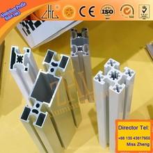 NEW! Manufacture 99% pure alloy 6063 v-slot industrial aluminum profile, OEM ODM China aluminum profile