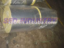 foil faced fire proof glass wool no itch glass wool with foil facking