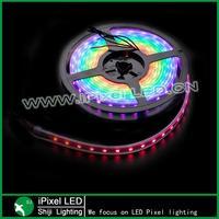 5m RGB LED Stripe Flexibel SMD 5050 LED's wasserdicht IP65 Strip ws2812b