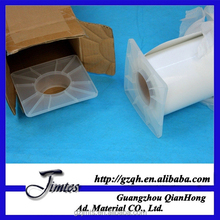 high quality white glue 80micron 120gsm pvc poly waterproof vinyl