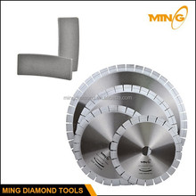 Sharpness Sandwich segmented China Diamond Granite Cutting Disc