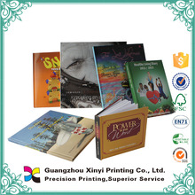 hot sale hardcover books printing in china