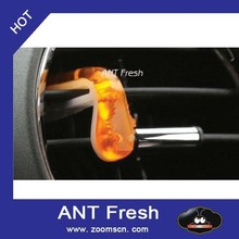 lot of 4 Refresh Your Car Odor Eliminating Auto Vortex Diffuser Air Freshener