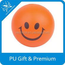 wholesale custom cheap promotional pu stress ball fashion