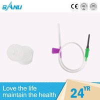 health products one-off blood donor needle set
