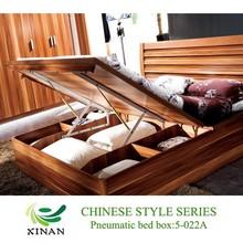 Arabic PB/MDF Furniture Bedroom,Storage Bedbox Bed