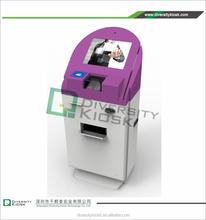 product display kiosk basketball game machine coin selector