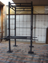 Multifunctional Weight lifting Crossfit Power Rack Power Cage